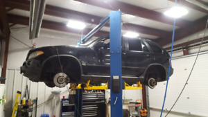Winter tire install, swap or rotation