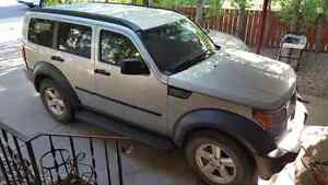 2007 dodge nitro 4x4 suv - sell or may take yours on trade