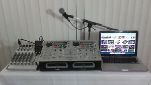 PLUG-IN and PLAY RENTAL  - BE YOUR OWN DJ - SPECIAL $200. Stratford Kitchener Area image 1