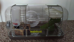 Cage for small pet (Gerbil/Hamster)
