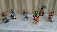 Rescue Heros with Pet $5.00 Each