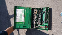 "Greenlee Hydraulic Knock-Out Punch Set 1/2"" to 4"""