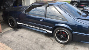 1991 Ford Mustang GT Coupe (2 door)