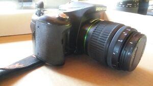 Caméra PENTAX nunérique modèle K 100,caméra digital