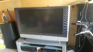 65 inch sony tv and stand