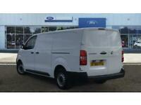 2020 Vauxhall Vivaro L2 Diesel 2900 1.5d 100PS Edition H1 Van Van Diesel Manual