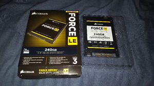 "Corsair Force Series LE 240GB 2.5"" SSD"