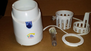 Baby bottle warmer and baby food warmer