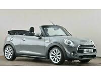 2016 MINI Convertible 2.0 Cooper S 2dr [Chili Pack] Sports petrol Manual