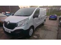 2016 Renault Trafic SL27dCi 90 Business Van Panel Van Diesel Manual
