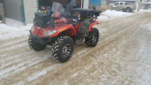 2009 Arctic Cat TRV 1000