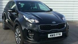 image for 2018 Kia Sportage 1.7 CRDi ISG 3 5dr DCT Auto [Panoramic Roof] FourByFour diesel