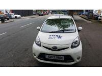 Toyota AYGO 1.0 VVT-I FIRE (white) 2012