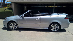 2008 Saab 9-3 Leather Convertible