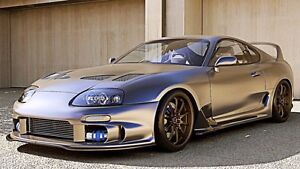 Wanted Immediately ...MK 4 supra Turbo RHD