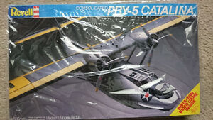 Revell 4522 1/72 Consolidated PBY Catalina model kit