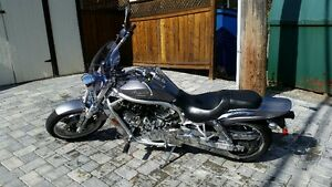 Motivated Seller: 2006 GV650 Aquila Hyosung  Motorcycle for sale