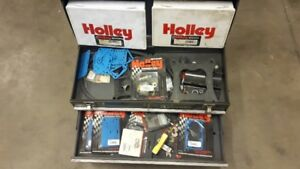 Holley Carburetor Parts Assortment