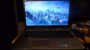 """Dell XPS Gaming L702X 17.3"""" 2.1GHz 750GB HDD 4GB Win 7 Pro ."""