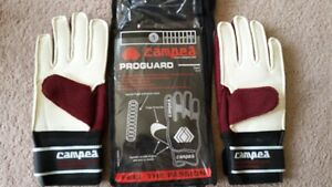Soccer Goal Keepers Gloves (Adidas size 9) West Island Greater Montréal image 2