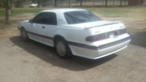 1988 Ford Thunderbird Turbocoupe Coupe (2 door)