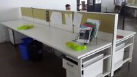 HERMAN MILLER WORKSTATIONS, LIKE- NEW CONDITION ONLY 295.00 City of Toronto Toronto (GTA) Preview