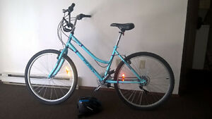 Nearly new comfortable bike for sale