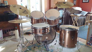 Westbury drums like-new condition West Island Greater Montréal image 1