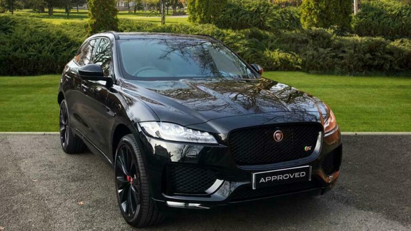 2019 Jaguar F Pace 3 0d V6 S 5dr Awd Sliding Pa Automatic Diesel Estate In Tunbridge Wells Kent Gumtree