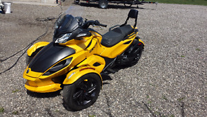 Can Am Spyder STS