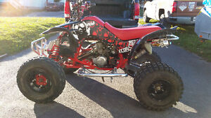 Trx250r sell or trade