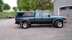 NEED GONE 1997 Ford ranger xlt 4x4 manual