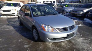 2006 Mitsubishi Lancer ES ONLY 105,085KM IN GOOD CONDITION