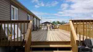 20x76 home on 100x100ft lot with 16x56 deck Yellowknife Northwest Territories image 5