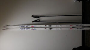Cross country skis Fisher