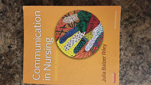 Communication in nursing 7th ed