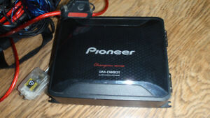 Pioneer GM-D8601 Amplifier for your Truck or Car