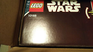 LEGO 10188 Death Star New Sealed Still in Shipping carton Kitchener / Waterloo Kitchener Area image 3