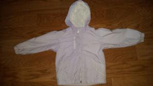 4t columbia spring coat