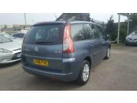 3ed8294f74 CITROEN C4 GRAND PICASSO AUTOMATIC 1.6 HDI VTR 7 SEATER   1 OWNER   12 MONTH