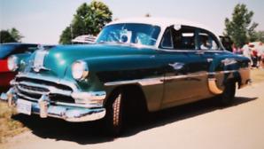 Winter project? 2dr. 1954 Pontiac Pathfinder!