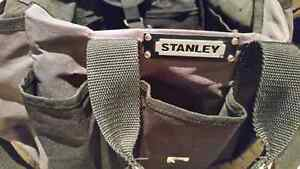 Large Stanley Tool Bag with Tons of Wrenches  Bag was 35 plus ta