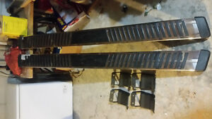 Brand new running boards ford f150