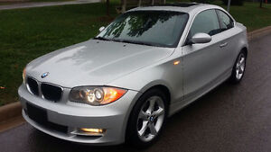2009 BMW 1-Series 128i Coupe in mint condition