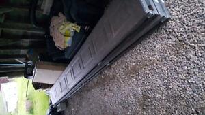 16ft steel garage door