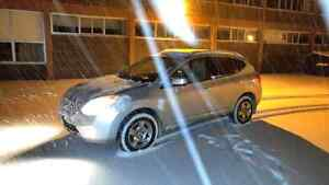 08 Nissan rogue sl awd amazing in the snow!!