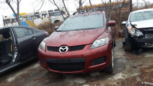 2007 to 2010 mazda cx7 parts for sale