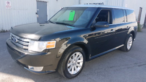 2011 Ford Flex w/leather