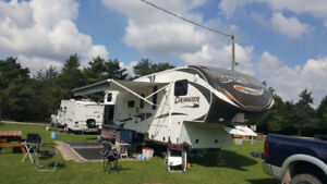 2013 Crusader 5th Wheel  for sale
