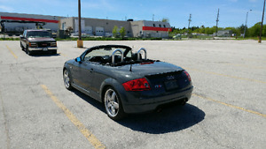 NOT YOUR TYPICAL AUDI TT ROADSTER